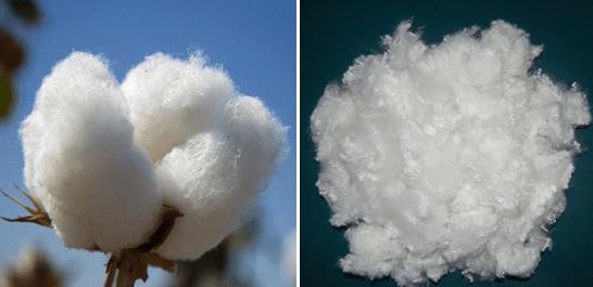 natural fiber vs man made fiber