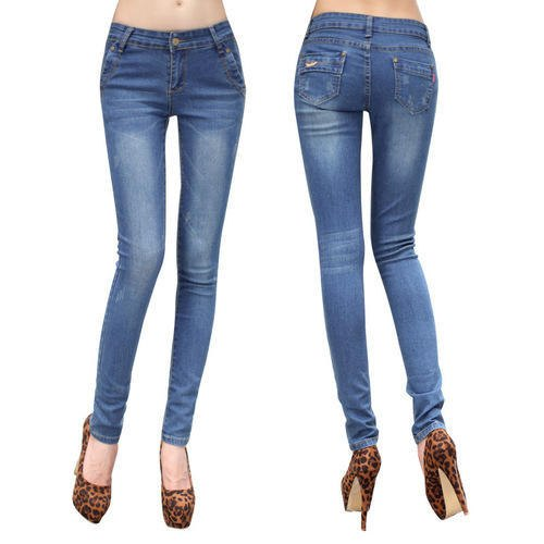 Ladies Jeans (Narrow Bottom)