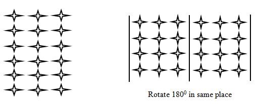 symmetrical structure