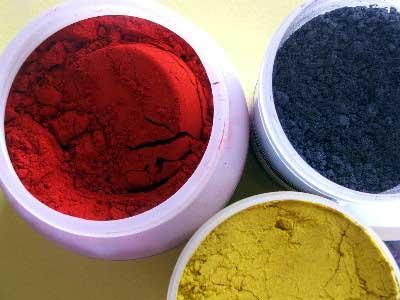 Synthetic dye