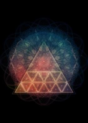 Geometric tees