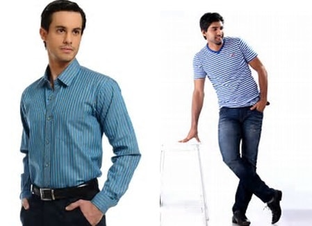 Formal and Casual wear