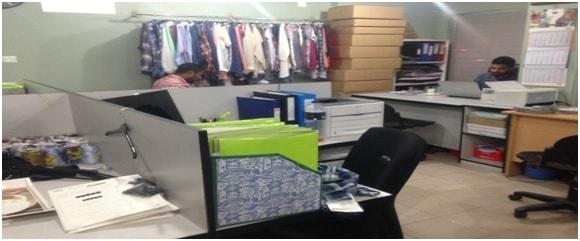 Merchandising department