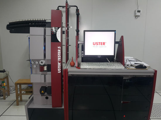 USTER tester-5