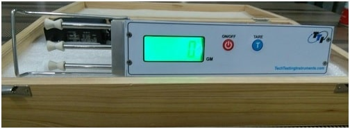 yarn tension meter