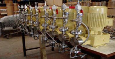 Chemical unit processes