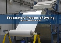 Typical Preparatory Process of Dyeing
