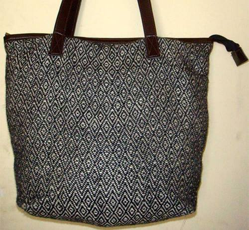 bag with novotex fabric