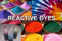 Reactive Dyes: Classification, Dyeing Mechanism, Application & Stripping
