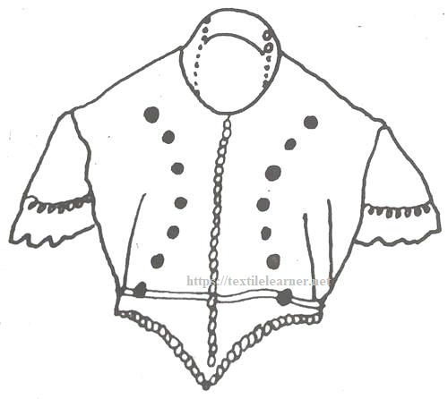 ancient time blouse of bangladesh
