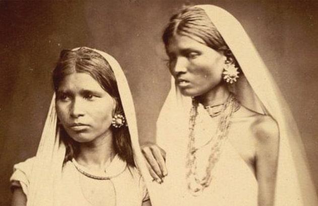ancient costume of Bangladesh
