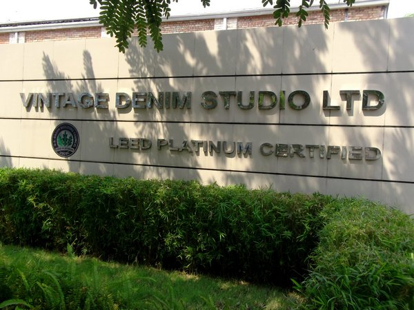 Vintage Denim Studio Limited