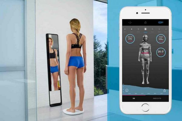 3d body scanner for consumers
