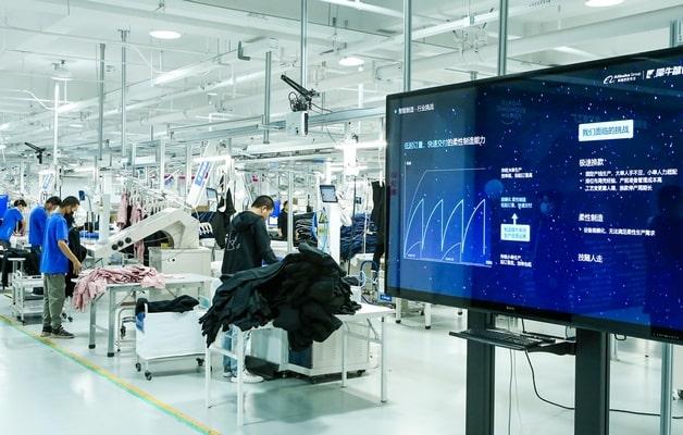 Digitization in Garment Industry