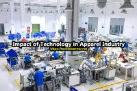 Impact of Technology in Textile and Apparel Industry