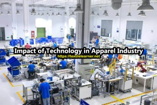 technology in apparel industry