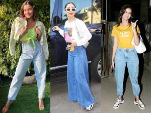 Denim Trousers for Women
