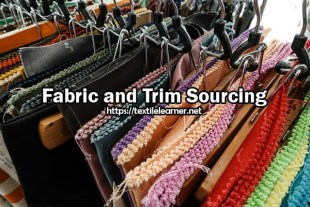 fabric and trim sourcing