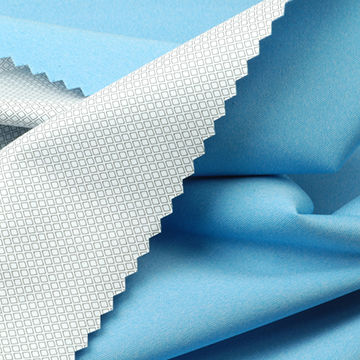 2.5- layer coated fabric