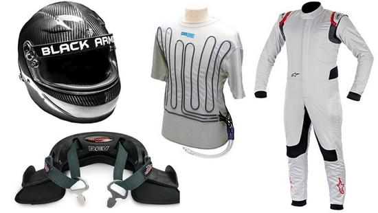 Auto Racing Wear