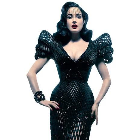 Digitalized 3D dresses