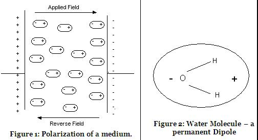 Polarization of Medium