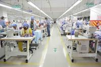 Study on Effect of Applying Industrial Engineering Tools in Sewing Section