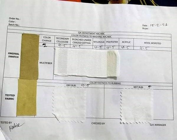 sample 12 report
