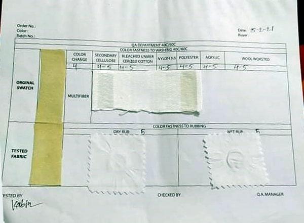 sample 2 report
