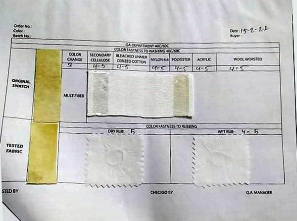 sample 9 report