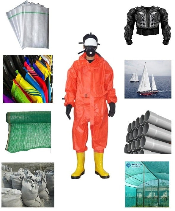 technical textile products