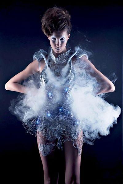 3D Printed Proximity Dress
