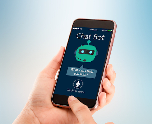 Artificially intelligent chatbots