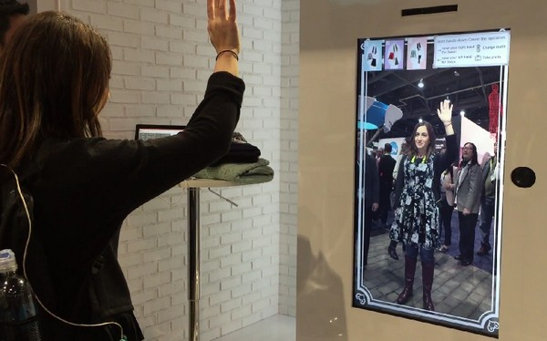 Virtual Fitting Rooms