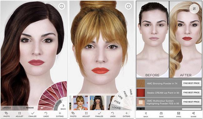 Virtual Make Over