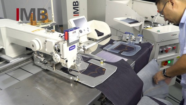 automation in pocket sewing