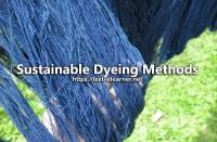 Sustainable Dyeing Process in Textile Industry