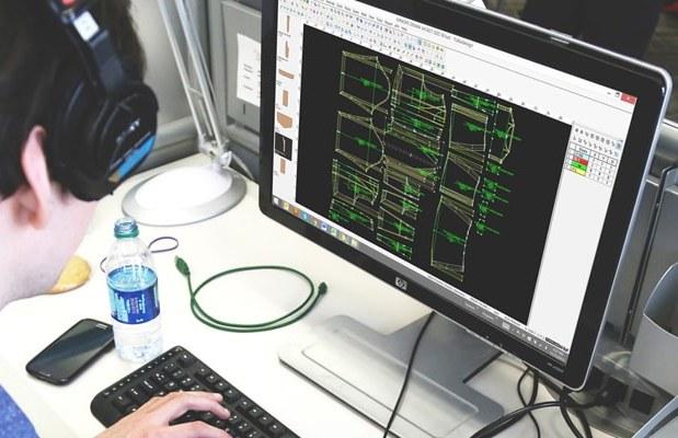 CAD in apparel industry