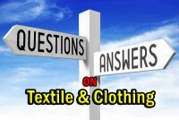Multiple Choice Questions (MCQ) for Clothing and Textiles