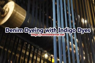 denim dyeing with indigo