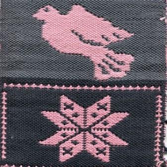 Finn weave 3 - reverse