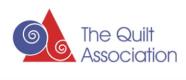 The Quilt Association logo
