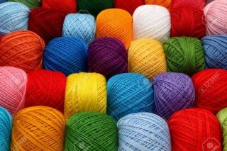 Yarn quality for weaving and knitting