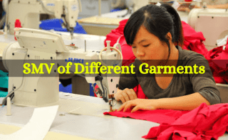 SMV in apparel industry