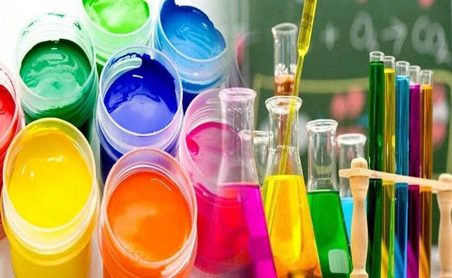 Types of dyes in textile