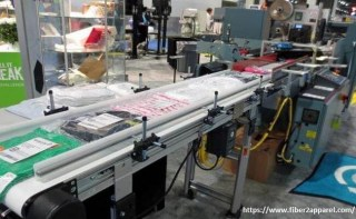 Automatic packaging process
