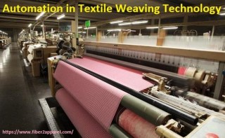 Automation in weaving industry