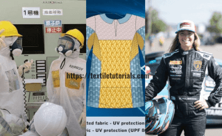 Nuclear radiation protection clothing