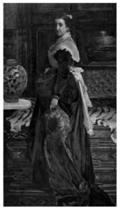 Portrait of Margaret Verney by Richmond