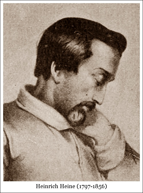 Heinrich Heine (1797-1856)